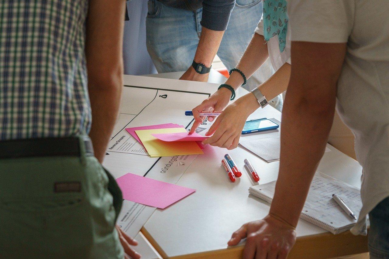Kreativität: Ideenfindung im Team - Erfahrungen